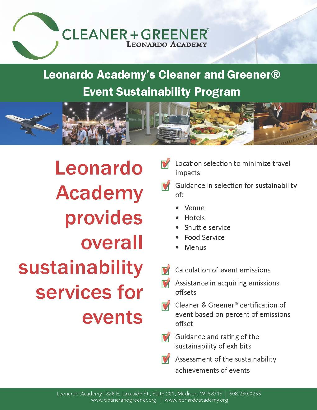 Overall Event Sustainability